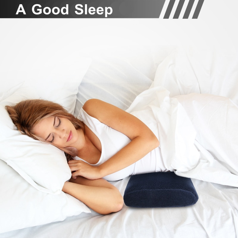 1 Recommended Memory Foam Sleeping Pillow For Lower