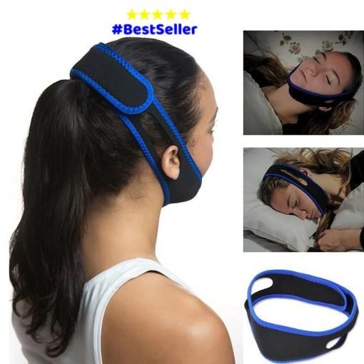anti snore chin strap mouth guard