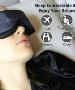adjustable sleep eye mask