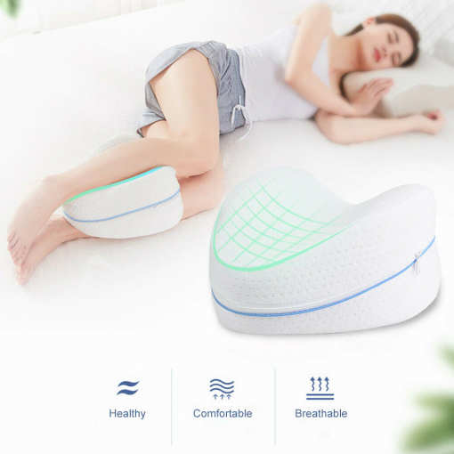 Leg Pillow for Sleeping Memory