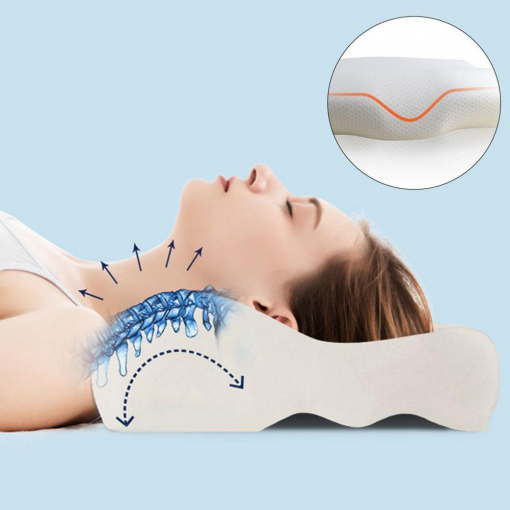 Orthopedic Pillow For Neck Pain